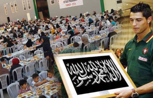 Ronaldo Iftar