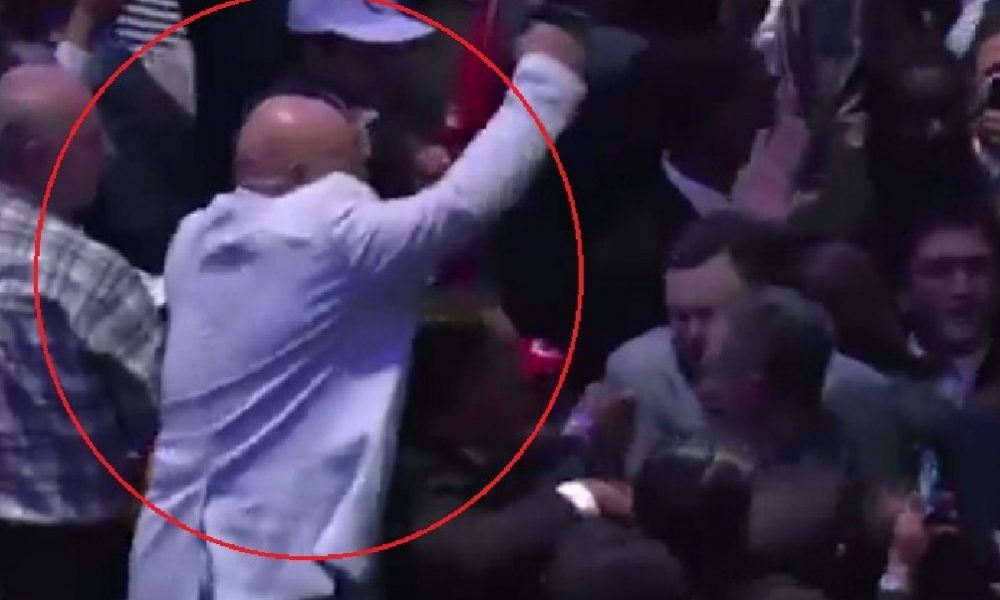 Incident Tokom Govora Erdogana