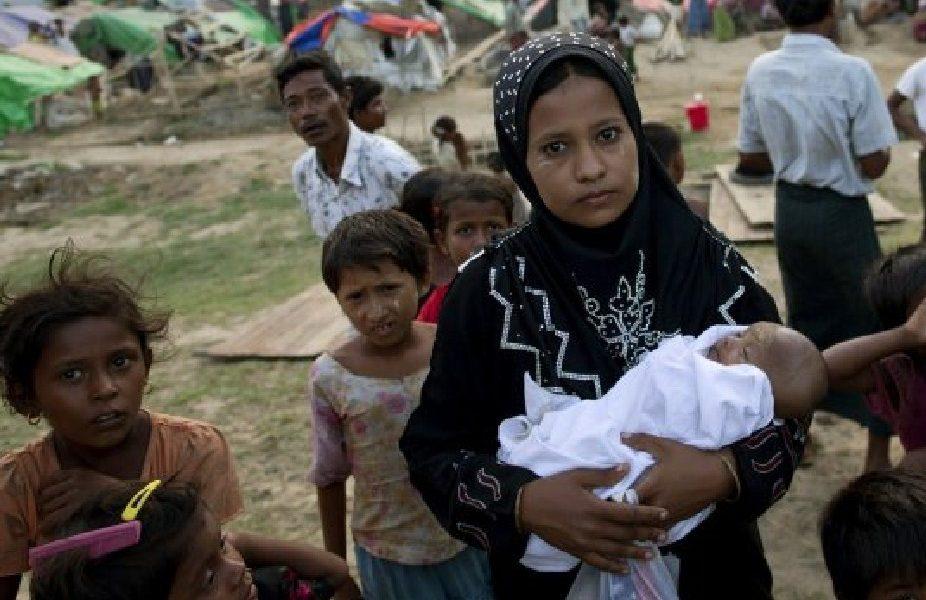 Merhamet Rohingya Muslimani