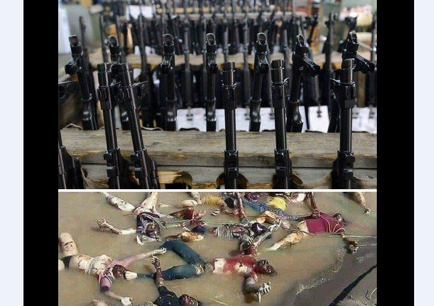 Naoruzanje Mianmar