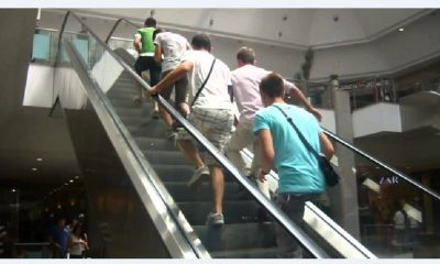 Pokretne Stepenice