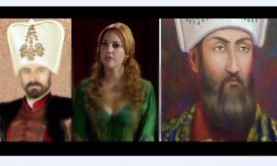 Sultan Sulejman I Hurem