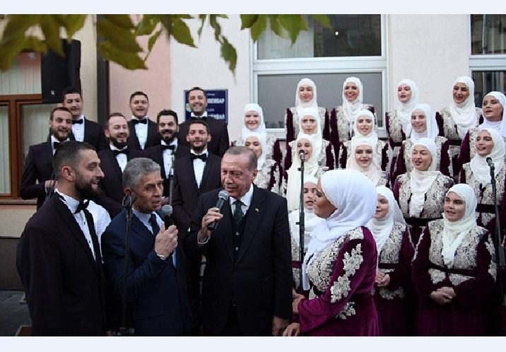 Erdogan I Ugljanin Ilahija
