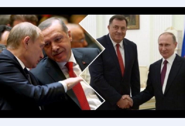 Erdogan Putin Otcjepljenje Rs