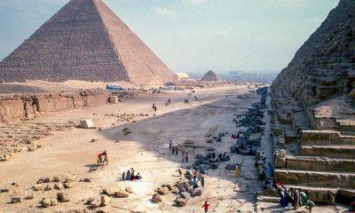 Sta Su Pronasli U Piramidi