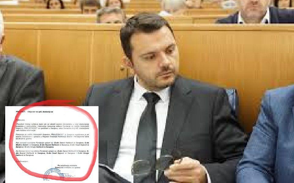 Semir Halilovic Pravednost