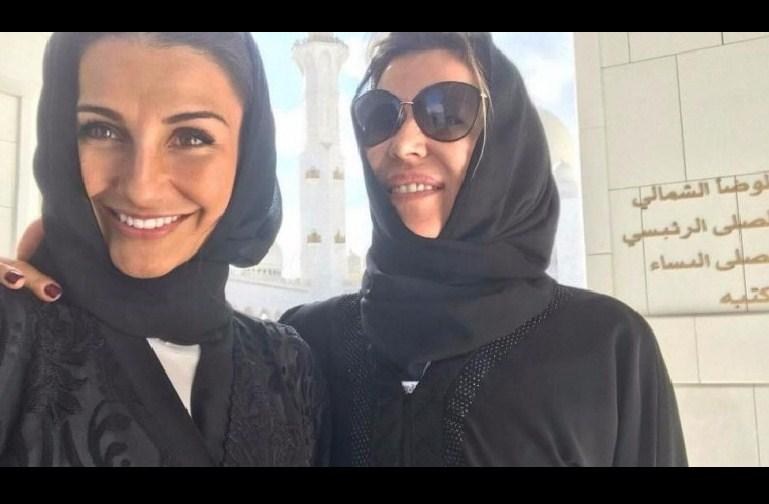 Supruge Igraca Abud Dabi