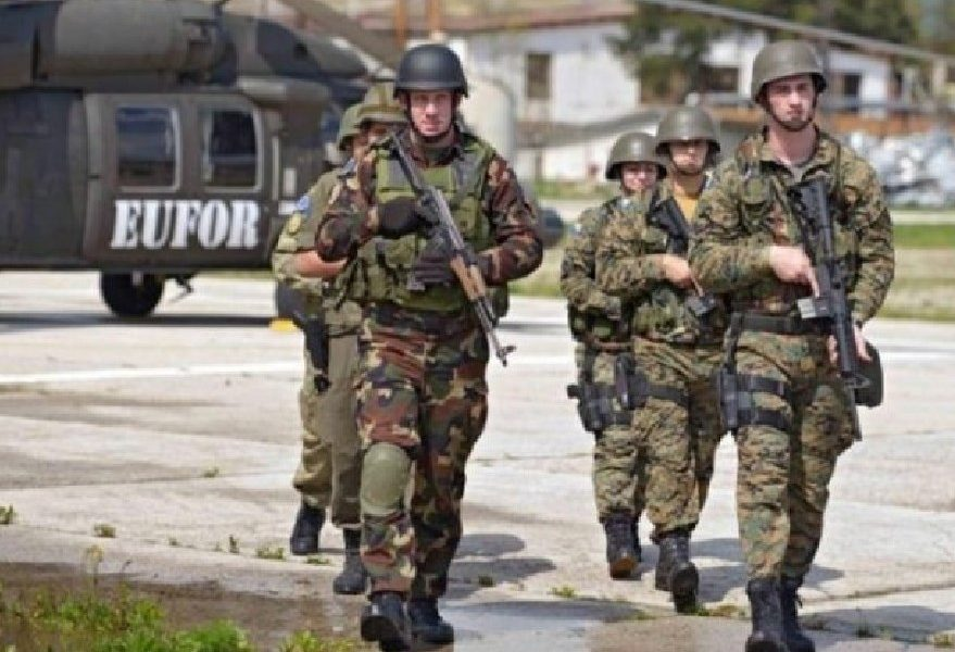 EUFOR Dodikova Tajna Vojska