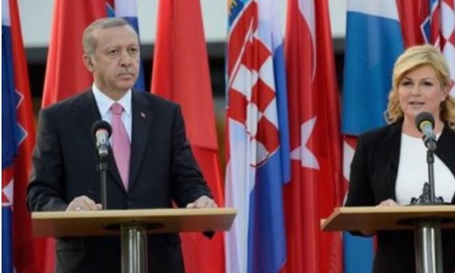 Erdogan I Kolinda