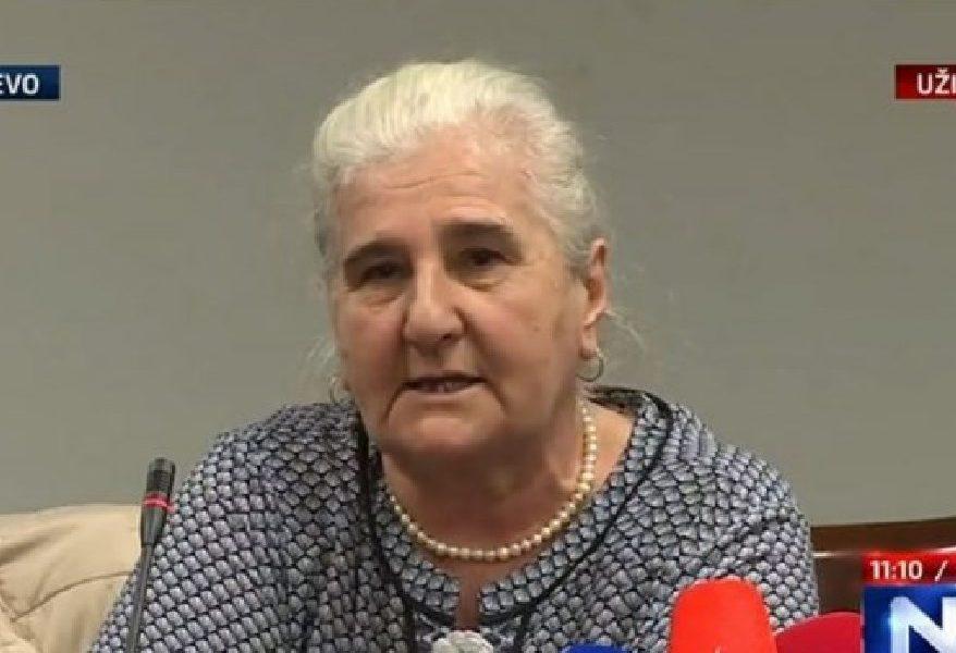 Munira Subasic Plata Siroce