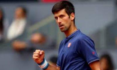 Novak Djokovic Teniser