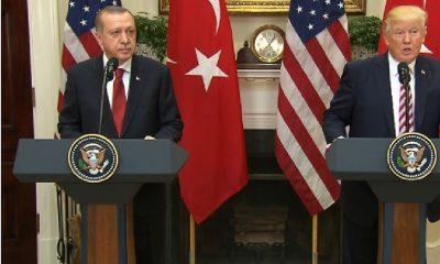 Trump I Erdogan