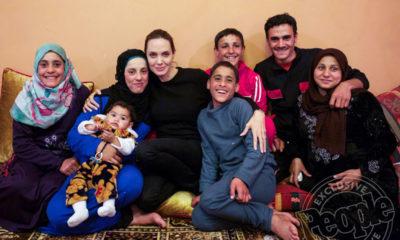 Angelina JolieSaIzbjeglicama