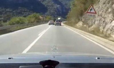 Sudar Kamion BMW