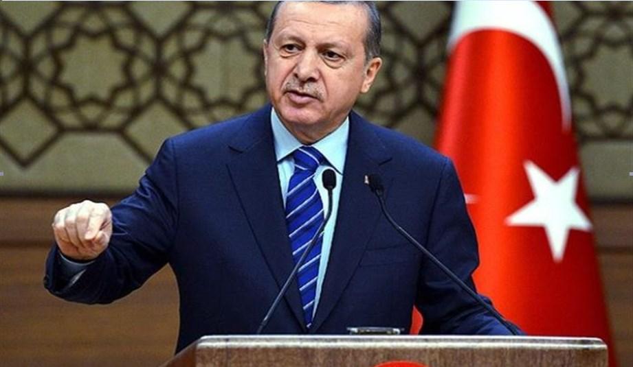 Erdogan Poslao Poruku