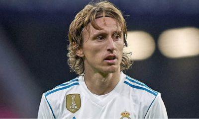 Luka Modric Optuznica
