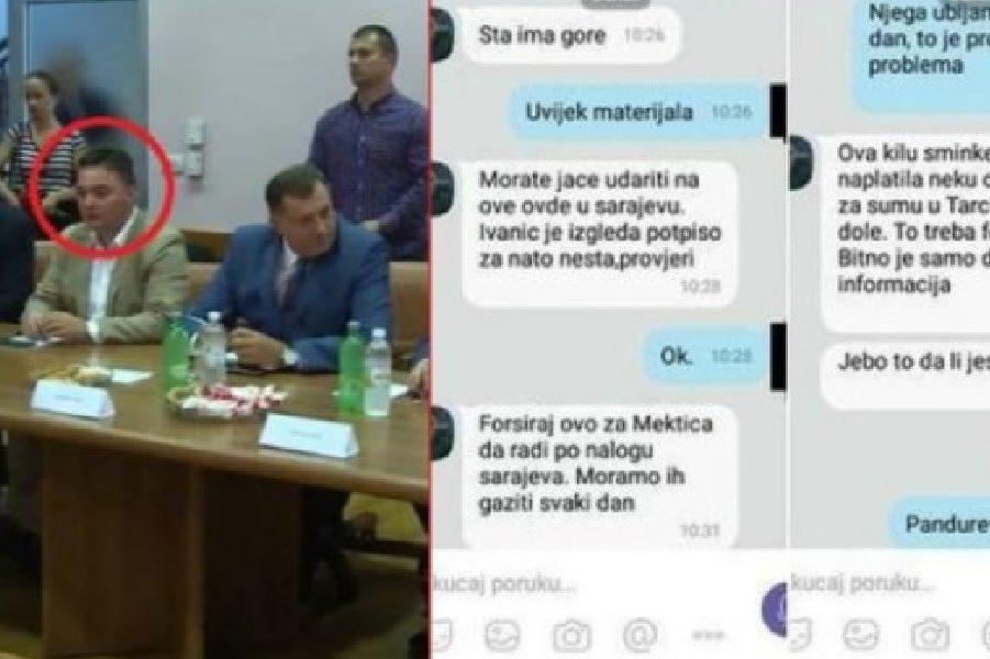 Procurio Razgovor Dodik Novinar