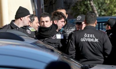 Srbi UhapseniUIstanbulu