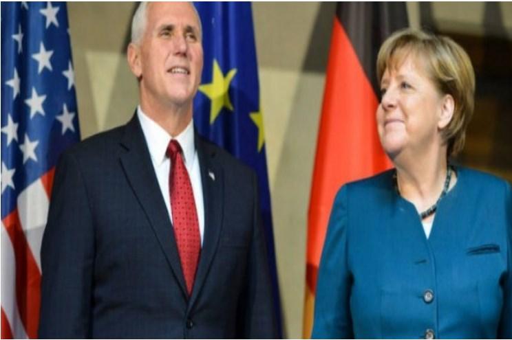 Angela Merkel Islam