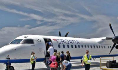 Avion Zagreb Mostar