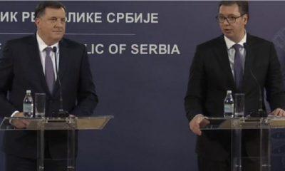 Dodoik Vucic Srbija