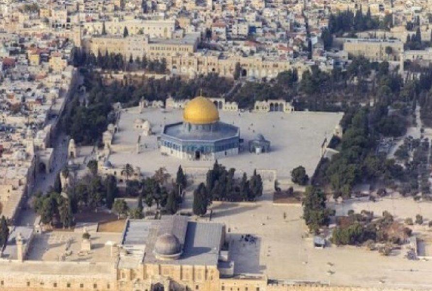 Izrael Crkve Dzamije