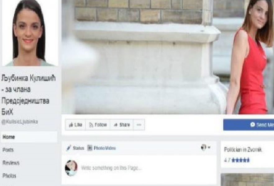 Ljubinka Kulisic Facebook