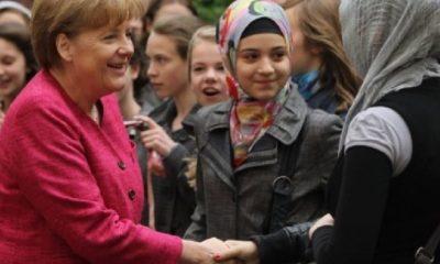 Merkel Njemacka Sirija