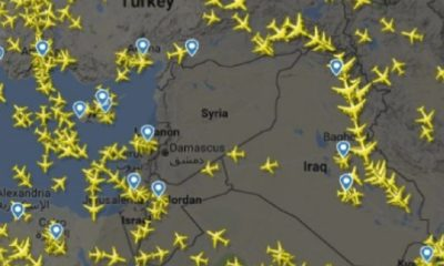 Zastrasujuci Prizor Sirija