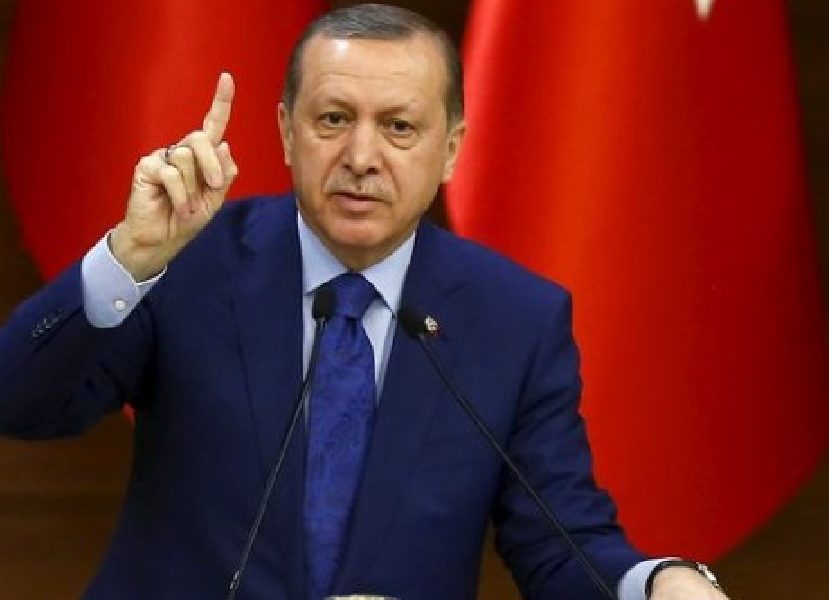 Erdogan Izrael Jeruzalem