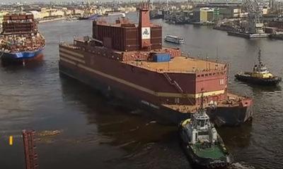 Nuklearna Elektrana Rusija