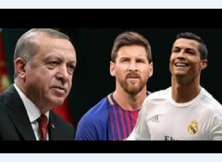 ErdoganPohvalio Ronalda