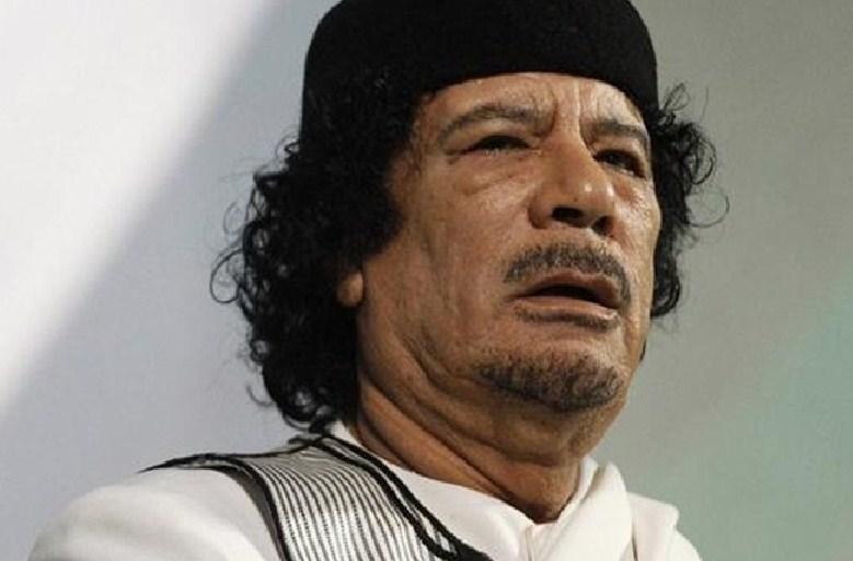 GadafiPosljednje Rijeci