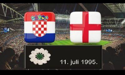 Hrvatska Engleska11Juli