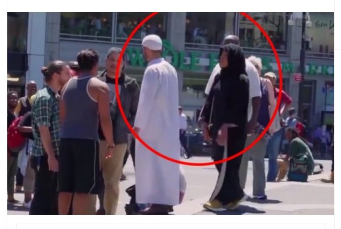 Napali Muslimane