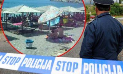 Policija OtjeralaMuslimanke