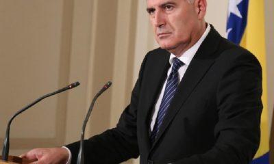 Covic BiH Kriza