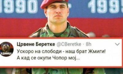 Crvene Beretke Sloboda