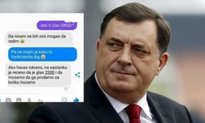 Dodik KupujeGlasove