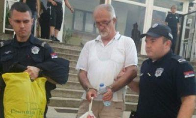 Uhapsen HuseinMujanovic