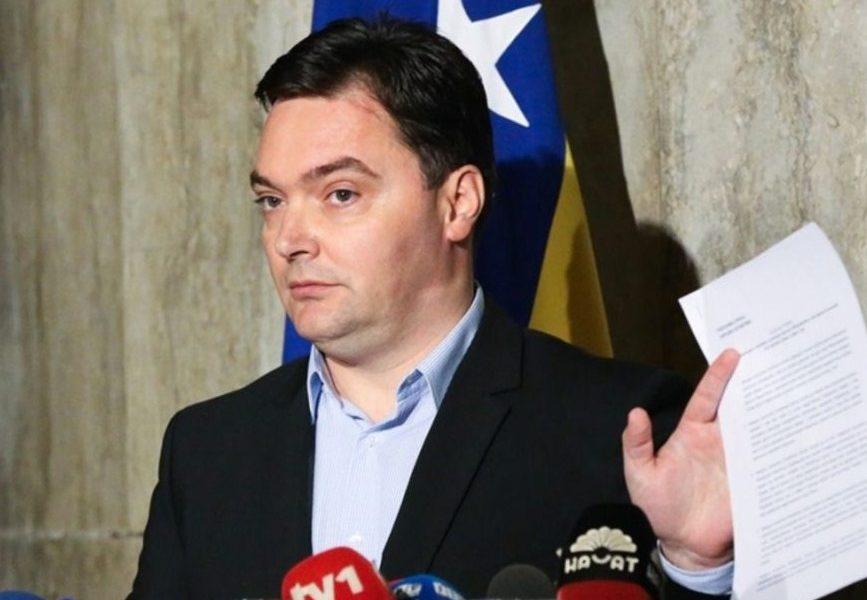Kosarac Dzaferovic