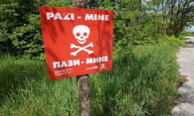 Nesrece Jesen Mine
