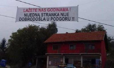 Poruka Mjestana Stranke
