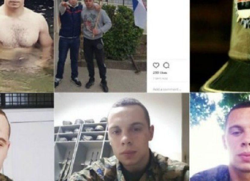 Vojnik Mladic Kazna