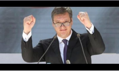 Vucic Srpski Lider