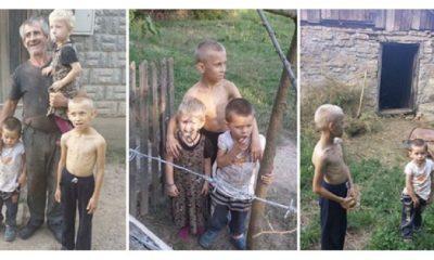 Djeca Glad Ignorisanje