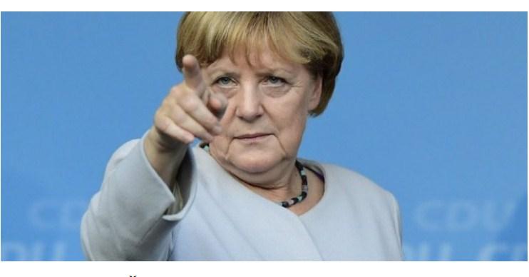 Merkel Njemacka Islam