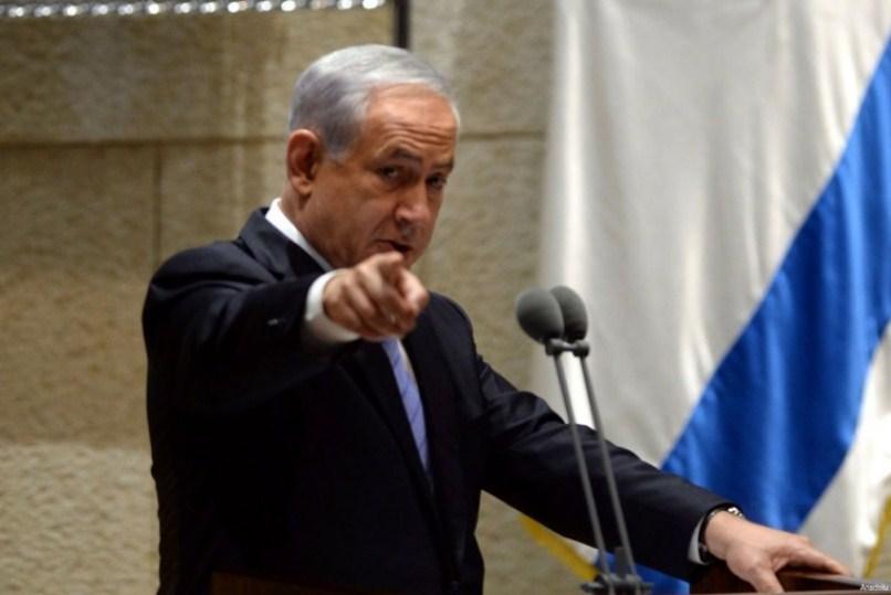 Netanyahu Izrael