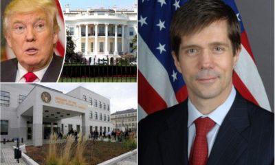 Novi Americki Ambasador