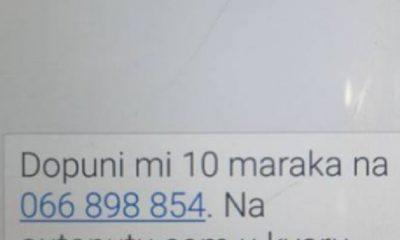 SMS Prevara